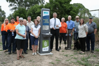 East Gippsland rail trail chooses tap