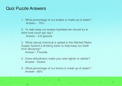 Choose Tap Quiz Volume 1 answers 8-2-2016