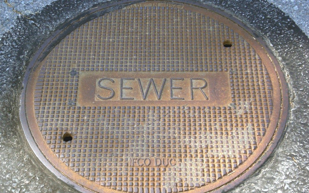 Sewer inspection moves to Metung