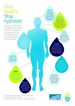 How water keeps you healthy (secondary)