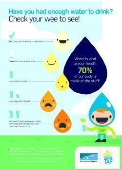 Hydration Poster Primary