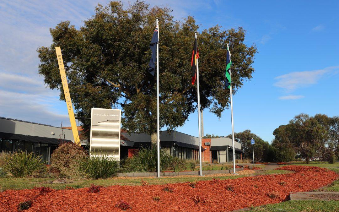 GLaWAC reinvigorate EGW's garden